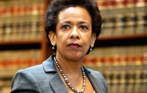 "US Attorney General Loretta Lynch said that ""almost every day"" for five years,  currency traders used a private electronic chat room to manipulate exchange rates"