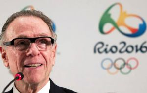 """The Rings are the largest representation of the Olympic Movement and are amongst the most recognizable symbols of the world"", said Carlos A. Nuzman"