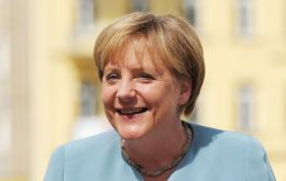 Merkel has made the list 10 times in the past 12 years, nine of them as number one.