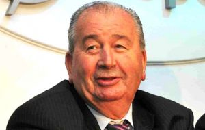 TyC always had a good relation with late AFA leader Julio Grondona, thanks to which he managed to control all of Argentine football television broadcasts.
