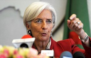 """We are all in the process of working towards a solution for Greece and I would not say that we already have reached substantial results,"" said IMF Lagarde"