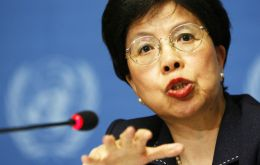 """The Protocol offers the world a unique legal instrument to counter and eventually eliminate a sophisticated criminal activity,"" says Dr Margaret Chan"