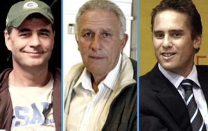 Alejandro Burzaco, Hugo Jinkis and son Mariano Jinkis were indicted by the US on Wednesday as being involved in a major FIFA corruption scheme