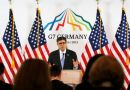 """There is great uncertainty in (the Greek situation) at a time when the world needs greater stability and certainty,"" Lew told reporters after the G7 meetings. (Pic Reuters)"