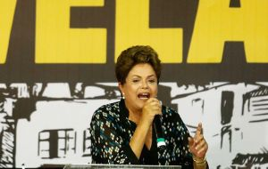 The Brazilian economy under Dilma Rousseff is contracting with an impact on workers and jobs since unemployment is on the rise