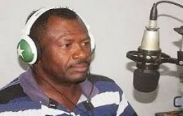 The latest victim was Djalma Santos da Conceicao, radio journalist with RCA FM, in the state of Bahia, who was kidnapped and shot dead on 22 May.