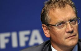 """Due to the current situation"", FIFA's Valcke ""will not be attending the opening of the FIFA Women's World Cup Canada 2015"", said an official release"