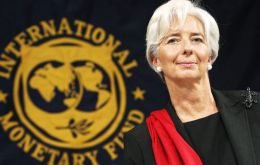 Director Lagarde made the presentation that decided Argentina will be given one more year to fully implement the changes agreed with the Fund