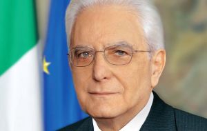 Sergio Mattarella, President of Italy will give the Conference opening address on 6 June, followed by a speech by Chilean President Michelle Bachelet.