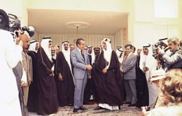 After the 1973 embargo, Nixon approached Saudi Arabia with a proposed deal to ensure that a repeat of such an embargo would never happen to the US
