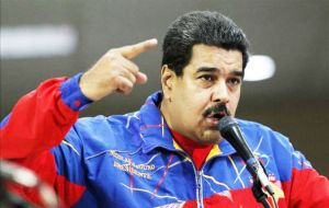Maduro issued a presidential decree claiming more than two-thirds of Guyana territory including the maritime area where ExxonMobil recently found oil