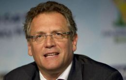 "Valcke said it was a ""nonsense"" to launch the process amid FIFA's current crisis, and lashes out at the media: ""why I am such a target""."