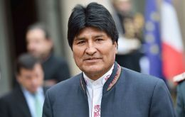"""Trade must be focused on solidarity and not in competitiveness if we really want to end poverty"", insisted the president of Bolivia"