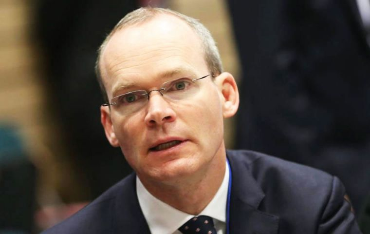 The Irish Minister for Agriculture Simon Coveney said this appeared to be an isolated case, and there was absolutely no risk to people.