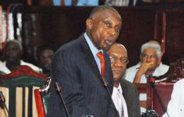 Besides the UN, Greenidge said Guyana has been in contact with members of the international community, as well as Caribbean and Commonwealth states