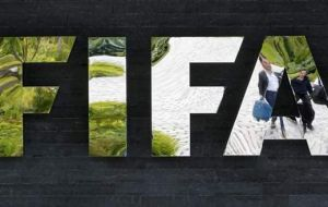 The attorney general said his tailor-maid task force seized nine terabytes of data from their raids at FIFA headquarters and a luxury hotel in Zurich on May 27.