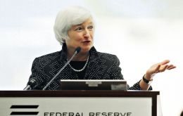 """It would be wrong if we were to provide you a road map,"" Fed Chair Janet Yellen said at a news conference after the statement was released."