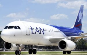 Latin America's best ranked airline was Lan Chile in position 32. Skytrax Awards survey 18.9 million airline pax in 110 countries around the world.