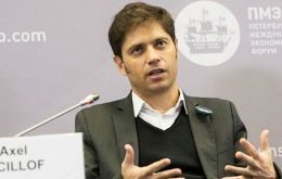 Kicillof pointed out that bilateral trade with Russia has increased 1,000% in recent years showing the two economies easily complement each other.