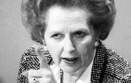 """At times we felt strongly that they were assisting the enemy by open discussions with experts on the next likely steps in the campaign"", wrote Lady Thatcher."