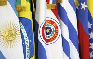 Paraguay will be taking the chair of Mercosur next July at the Brasilia presidential summit and will be negotiating with the EU