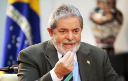 """We have to define whether we want to save our skins and our jobs or if we want to save our project,"" Lula da Silva said in Sao Paulo"