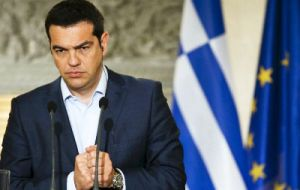 Greek Prime Minister Alexis Tsipras has urged a 'no' vote but insists he wants Greece to stay in the Euro zone