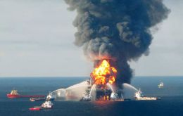 The April 20, 2010 rig explosion and spill killed 11 workers and spewed oil for nearly three months on to the shorelines of several states.