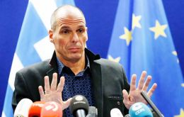 """If necessary, we will issue parallel liquidity and California-style IOU's, in an electronic form. We should have done it a week ago,"" said Yanis Varoufakis"