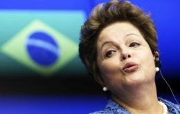 "A downgrade from investment to speculative ""junk"" status would be a significant blow to Rousseff's plan to revive investment and growth in Brazil"
