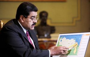 The minister argued that Venezuelan president Maduro has used the opportunity to continue to violate Guyana's territorial integrity.