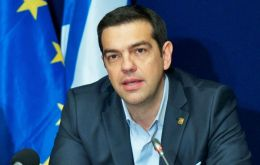 "Tsipras: ""I assume responsibility for a text I do not believe in, but which I signed to avoid disaster for the country, the collapse of the banks."""