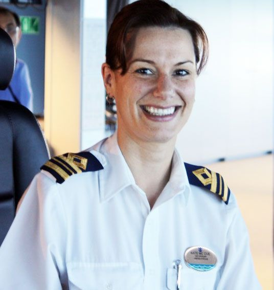 Us Female Will Take The Helm Of 91 000 Ton Celebrity
