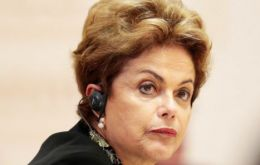 President Dilma Rousseff faced with a serious recession is trying to increase the scope of markets for Brazilian exports