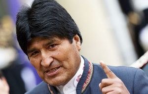 President Evo Morales has confirmed he will be participating of the Mercosur midyear summit taking place in Brasilia