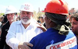 The probe targets Lula's alleged use of his clout after leaving office to help construction giant Odebrecht land billion-dollar contracts in Latam and Africa.
