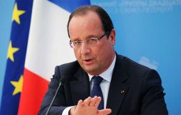 """Beyond the issue of distribution and prices, I have asked that there should be an emergency plan for French livestock and dairy producers,"" Hollande said"