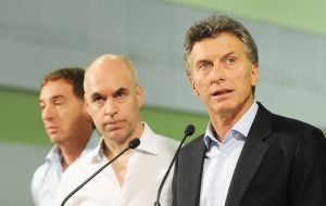 On Sunday Macri's party and the candidate to succeed him, just managed to win in the runoff, despite polls anticipating a difference of at least 15 points.