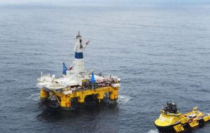 BSEE conditionally granted Shell permits for exploration in the Chukchi Sea off Alaska, in a season which sea ice limits from July until October.