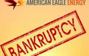 Quicksilver Resources and American Eagle Energy are two of the six U.S. based companies that have filed for bankruptcy in 2015 so far.