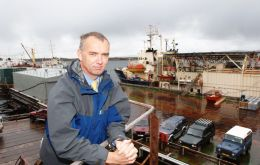 Fishing companies applied for the release of the vessels which had been called in by the Director of Fisheries John Barton for investigation in late June