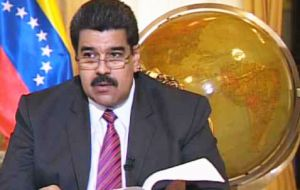 Venezuelan President Nicolas Maduro has blamed United States, including oil company Exxon Mobil, for provoking the dispute.