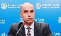 Il suo candidato sindaco Rodriguez Larreta, appena riuscito a racimolare attraverso il 19 luglio, contrariamente alle aspettative di una vittoria di polverizzazione