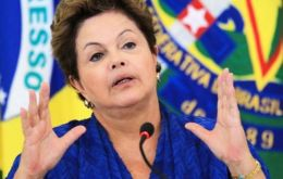 President Dilma Rousseff not only has to deal with a contracting economy but also with a complicated political situation in Congress