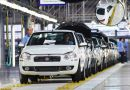 A rebound in the auto industry which picked up 6.8% was a crucial element in the upturn. Figures were supported with rising sales both at home and abroad