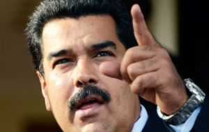 Maduro has accused Polar of sabotaging the economy by hoarding goods and intentionally creating shortages, a charge the company denies.