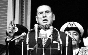Gen. Juan Perón ruled Argentina from 1946 to 1955, and briefly in the 1970s, and Peronism has endured as a dominant force in the country's political life.