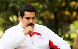 "President Nicolas Maduro called the arrival of the gas a ""historic"" event during a ceremony on Saturday to mark the completion of the first shipment."