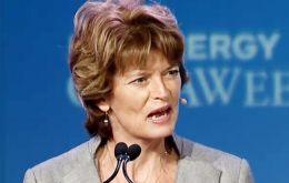Senate Energy Committee chair Lisa Murkowski said the the ban, 'was outdated due to the rise of the US as an energy power'.