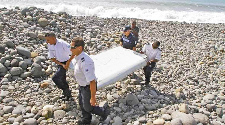 Its official wing segment is from the missing malaysia airlines investigators in france ascertained that the barnacle covered debris a 2 25 meter wing surface known as a flaperon belonged to mh370 malaysian publicscrutiny Image collections